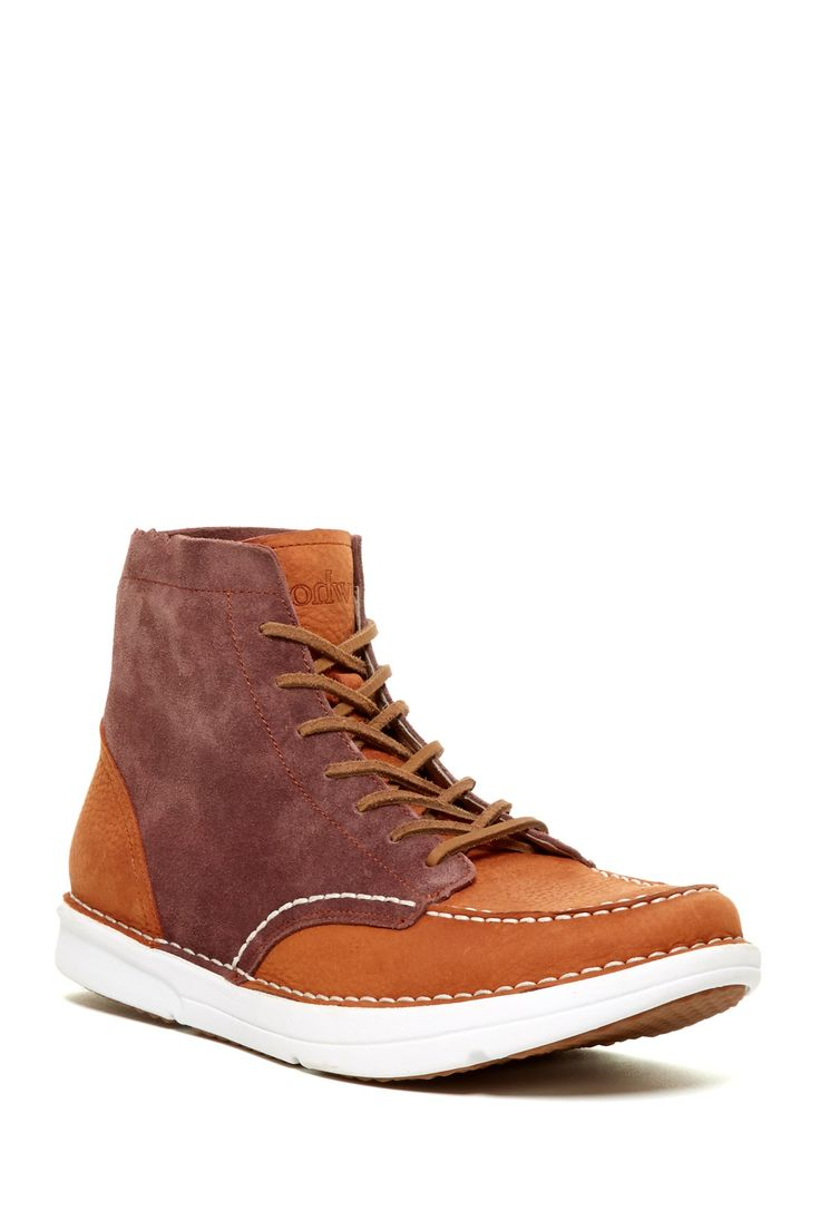 Boris Lace-Up Boot by Ohw on @HauteLook
