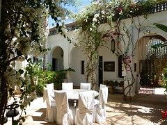 To sale - Property in a private domaine in the Palm Grove, Marrakech - Emile Garcin - Marrakech
