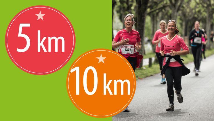 Vil du gerne kunne løbe 5 og 10 km uden at tabe pusten og få ondt i hele kroppen? Løbeekspert Søren Binderup fra Swim Bike Run har sammensat 4 x 10 ugers løbeprogram - fra begynder til let-øvet.