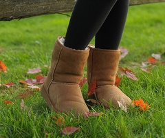 The most comfortable shoes on earth- uggs