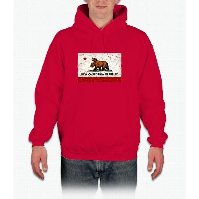 New california republic hoodie