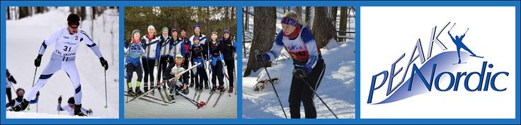 Peak Nordic Cross Country Ski Club offers a competitive XC ski program for high school athletes, a competitive opportunity for middle school students and a fun beginning program for K thru 6th grade students.