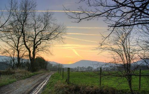 Hope Valley, Hope, Derbyshire