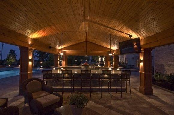 Outdoor Kitchen Lighting Ideas News Home