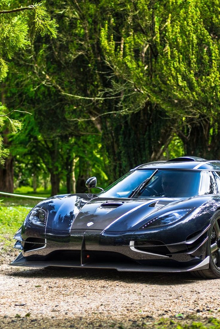 Named after the sick 1 horsepower to 1 kilogram power-to-weight ratio | Koenigsegg One:1