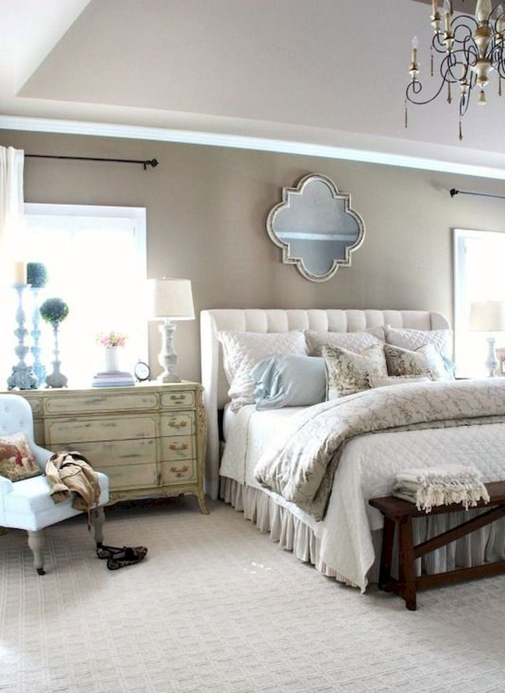 30 Gorgeous Southern Style Bedroom Decor Ideas