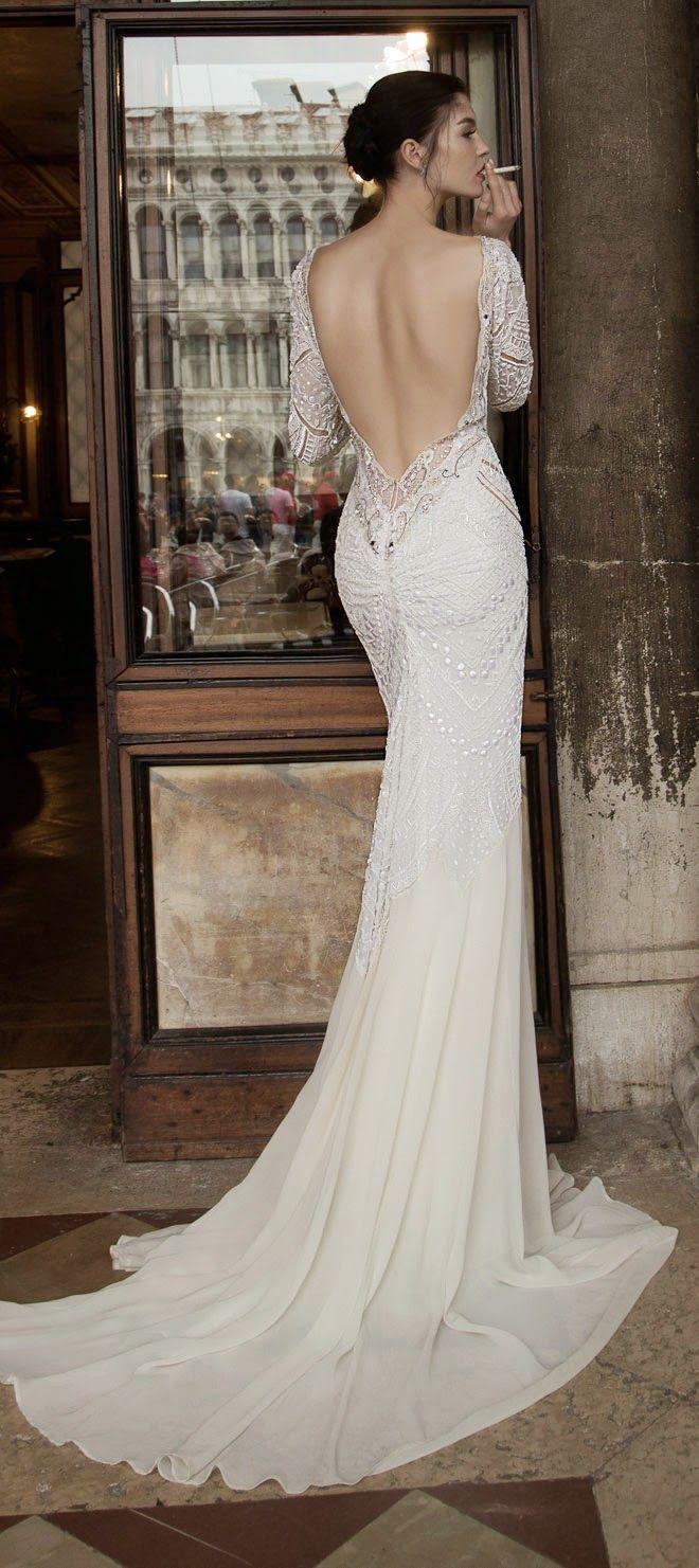 Espectacular vestido de novia 7 3 #novialove