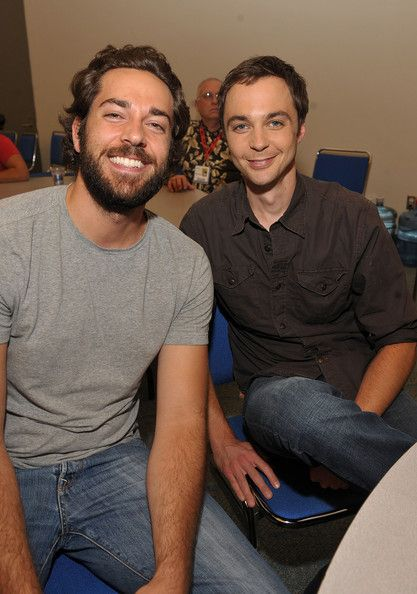 Zac Levi and Jim Parsons! Fun fact: Zac Levi is from Lake Charles. Yay for LA boys