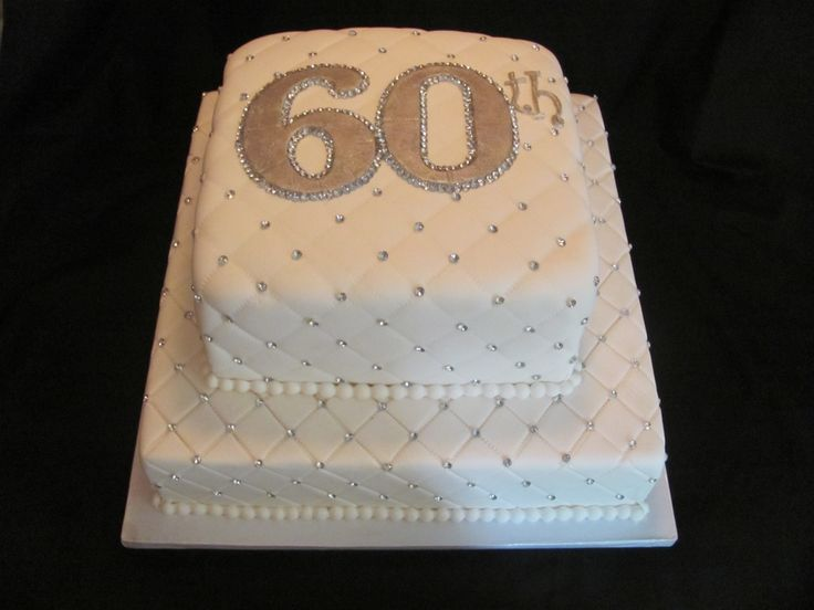 6th Wedding Anniversary Sugar Gifts: 40 Best 60th Anniversary Cake Images On Pinterest