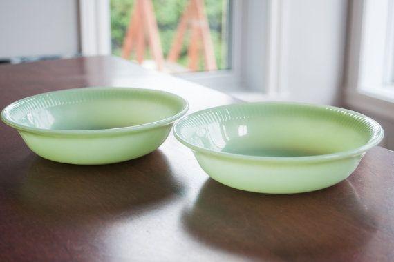 2 Magnifiques bols à céréales Jane Ray Pattern de par 3rvintages