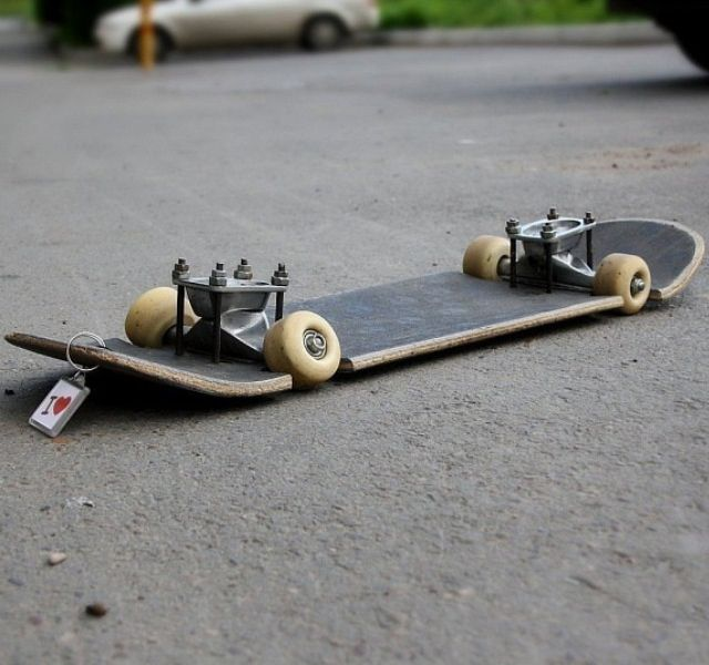 skateboard tuning