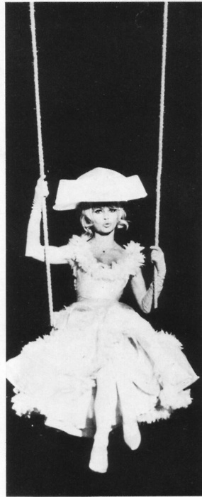 Brigitte Bardot as Maria I - 'Viva Maria!', 1965, directed by Louis Malle. ☀   .