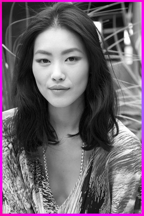 Asian Long Bob : asian, Pretty, Medium, Layered, Hairstyles, Women, Hairstyles,, Asian