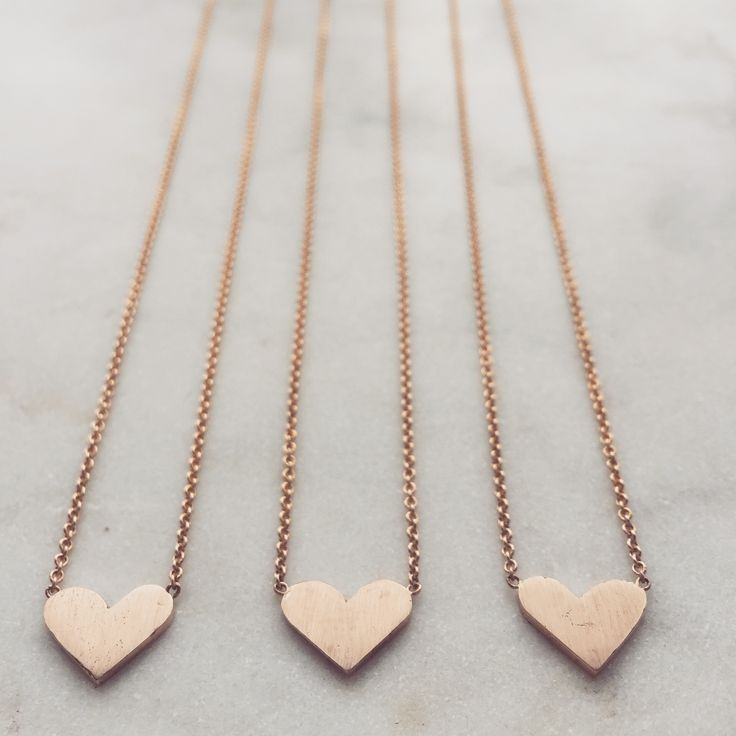 $375 yellow gold hearts, designed for a lifetime.   Designed for the contemporary playful soul. It will quickly become a cherished daily classic.   Beautiful, thoughtful, soulful. A contemporary take on a timeless favourite. Limited edition addition to our Be Adorned fine jewelry collection.   Solid 14 karat  gold pendant and chain - available in rosegold or yellow gold. Designed and handmade by me with love in Vancouver.