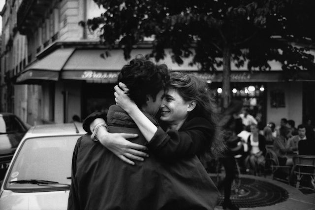 Peter Turnley  French Kiss – A Love Letter to Paris