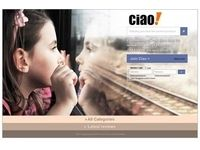 La nuova Homepage Ciao 2013 #Ciao