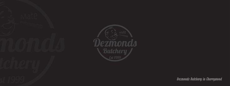 Dezmonds Butchery Logo - Logofolio - Red Eye Design
