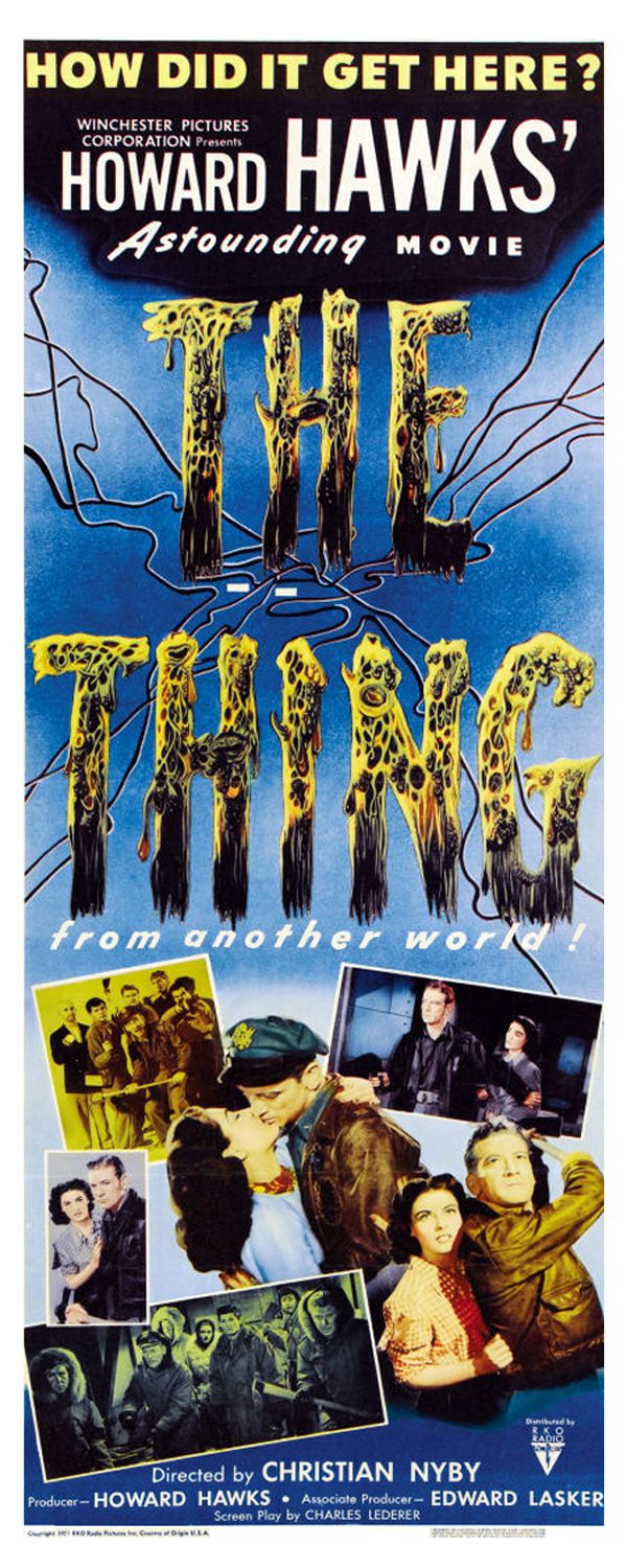 The Thing from Another World (1957) ****                                                                                                                                                                                 More