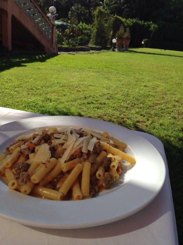 Un Piatto di Alta Cucina nello Splendido Giardino Storico di Villa Signorini... Semplicemente il Massimo!!!