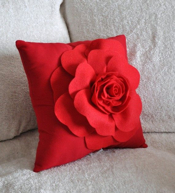 Rose pillow<3