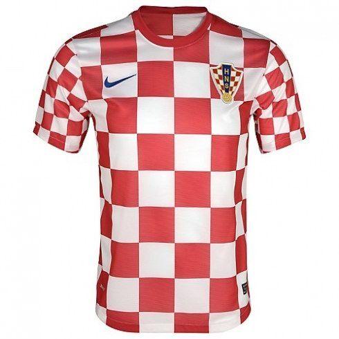 la Selección de Croacia Eurocopa 2012 Camiseta futbol [624] - €16.87 : Camisetas de futbol baratas online!