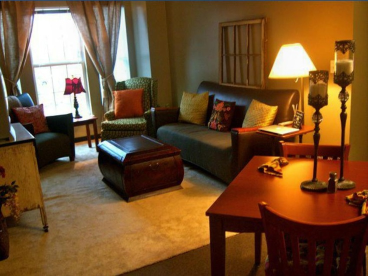 Absolutely Perfect Dorm Living Area At Auburn University