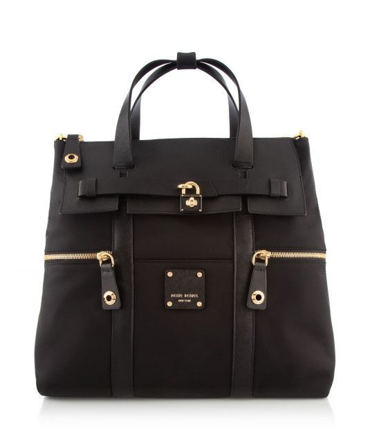 Jetsetter Backpack | Back In Stock | Henri Bendel - great bag for summer this is my kind of bag I really love this I want it so badly