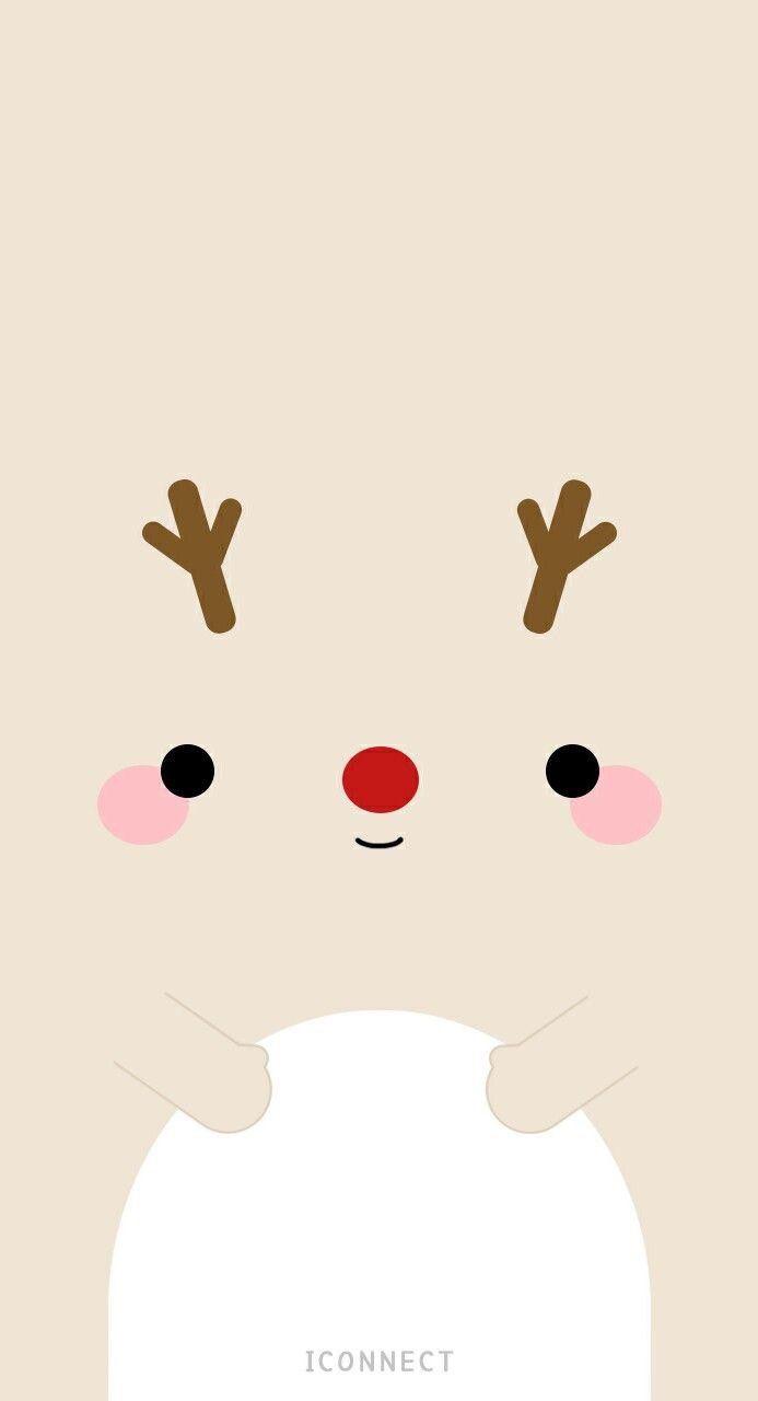 Pin By Flavia Ventura On Fondos Christmas Wallpaper Iphone Tumblr Xmas Wallpaper Cute Christmas Wallpaper