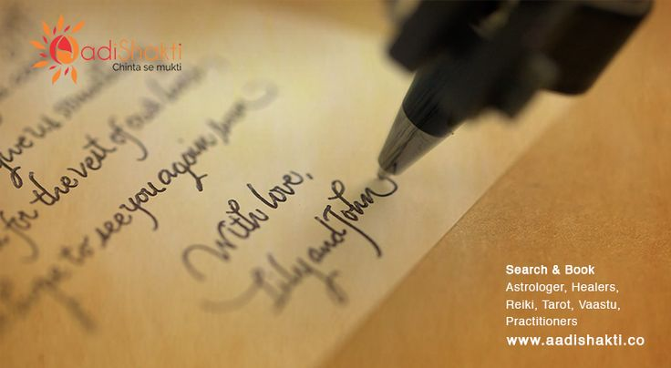 Hand writing actually propels you forward in your exams and your job  www.aadishakti.co
