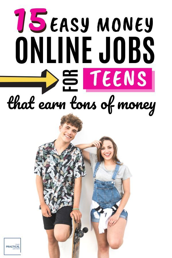 23 Easy Online Jobs For Teens Work From Home Now Online Jobs For Teens Jobs For Teens Easy Money Online