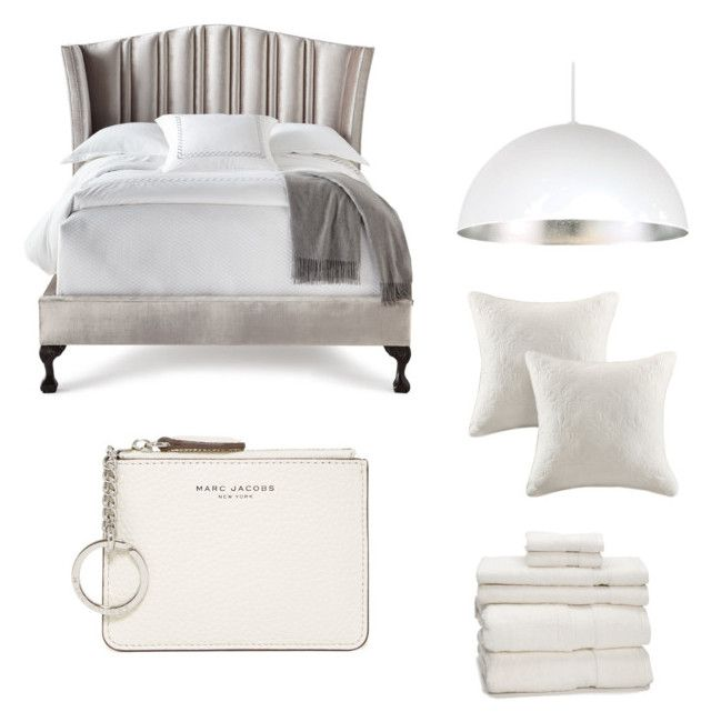 """""""Home and fashion"""" by saintlorance on Polyvore featuring interior, interiors, interior design, thuis, home decor, interior decorating, Haute House, Modern Forms, Madison Park en Marc Jacobs"""