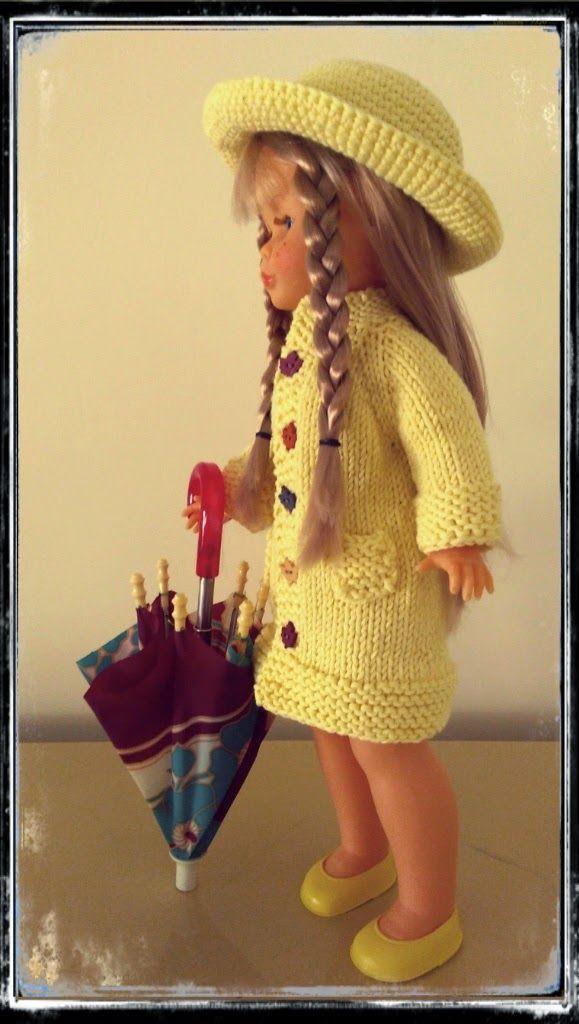 Excelente Patrones De Crochet Sombrero Muñeca Libre Fotos - Manta de ...