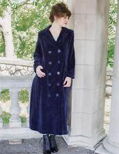 Victorian Trading Co NWOT April Cornell Long Velvet Jacket Coat Dress XL