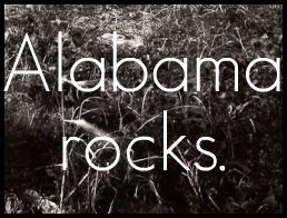 A long list of links for things to do and places to see in Alabama.