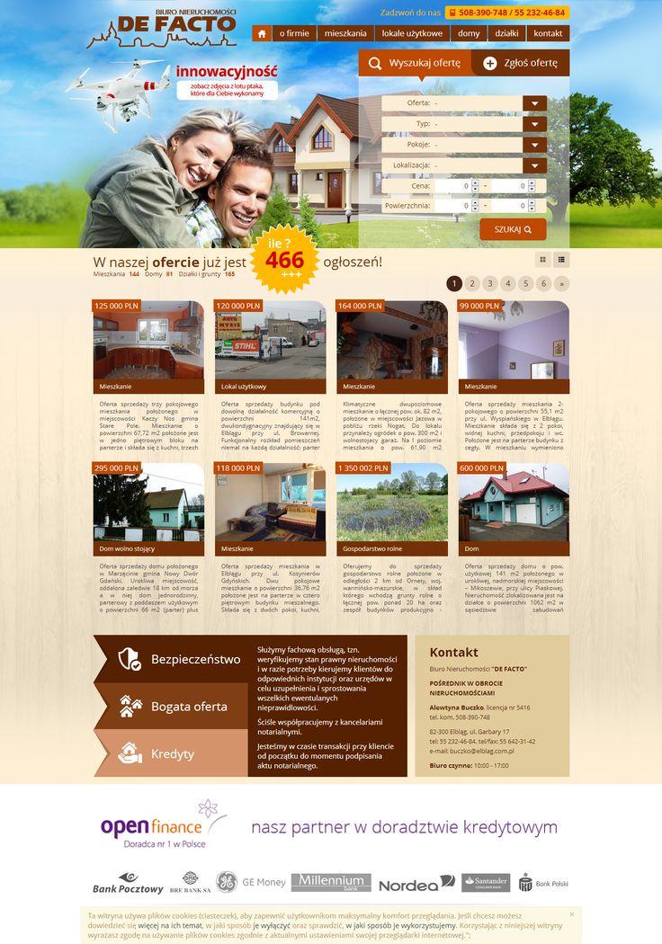 WebDesign 2014 - grafika dla firmy Defacto