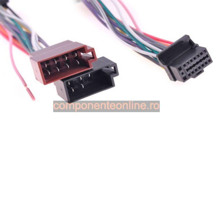 Cablu ISO Alpine, 16 pini - 402515