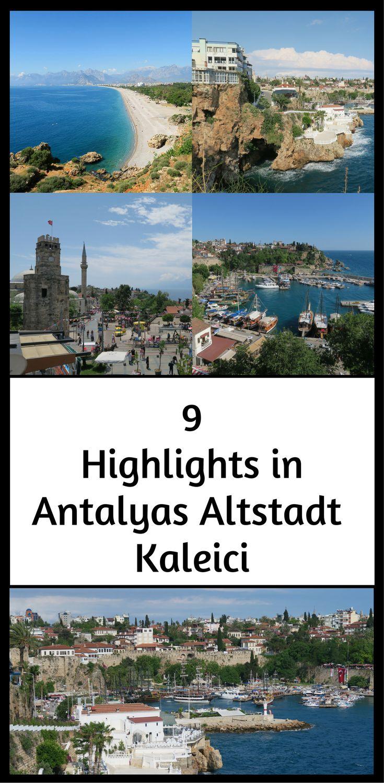 9 Highlights & Aktivitäten in Antalyas Altstadt die Du sehen musst! ☀  Insider-Tipps zusammen mit Öger Tours zu Antalyas schöner Innenstadt!   http://www.tuerkeireiseblog.de/antalya-altstadt-kaleici/