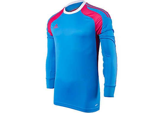 b7b0ed53636 adidas Onore 14 Goalkeeper Jersey Solar Blue with Vivid Berry | soccer |  Goalkeeper, Soccer goalie, Adidas