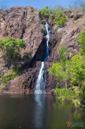 Wangi Falls, Litchfield National Park, Australia by may