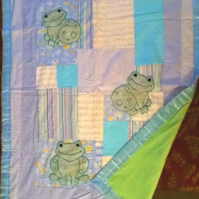 Frog Quilt: 1000+ Images About Frog Quilt On Pinterest
