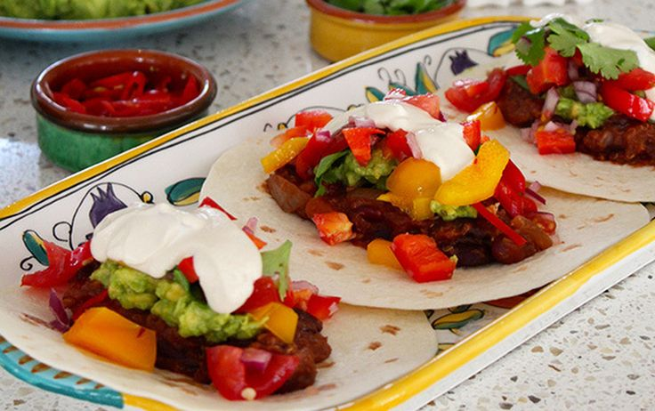 <p>These tacos are an easy and delicious weeknight meal. So yum!</p>