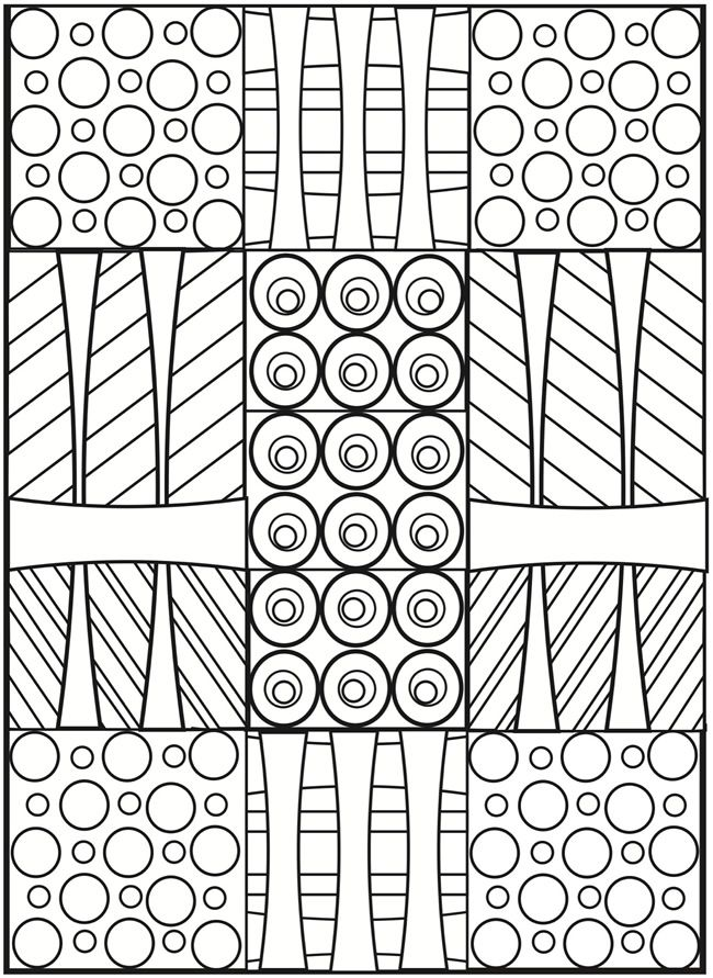 Pattern Coloring Sheets Printables : 1695 best doodles coloring pages images on pinterest