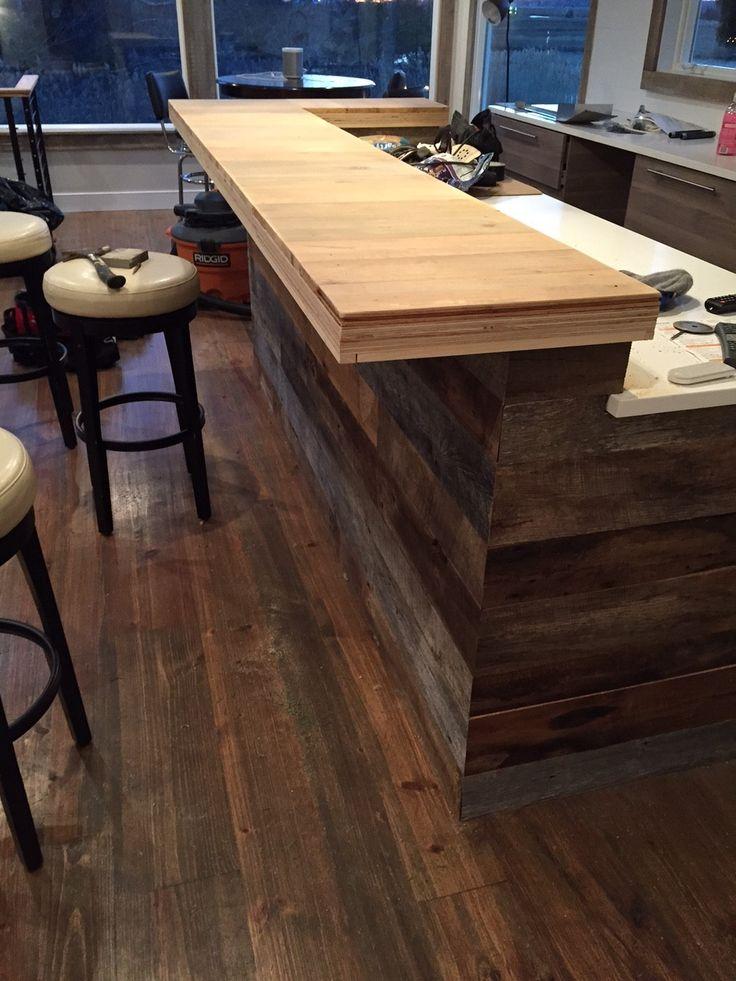 Best  Rustic Wood Flooring  on Pinterest  Home decor