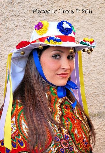 Costumi della Sardegna, Neoneli.