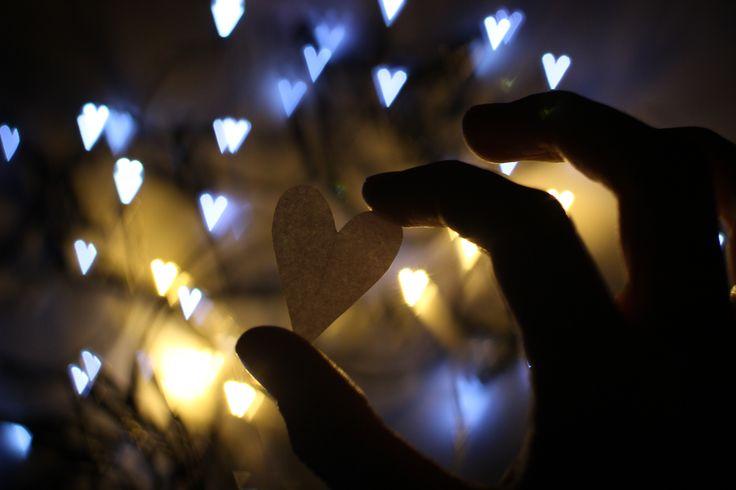 Todays work #bokeh #bokehhearts #christmas #hearts