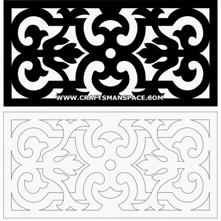 Scroll saw patterns are a great source for things to cut with an electronic die…