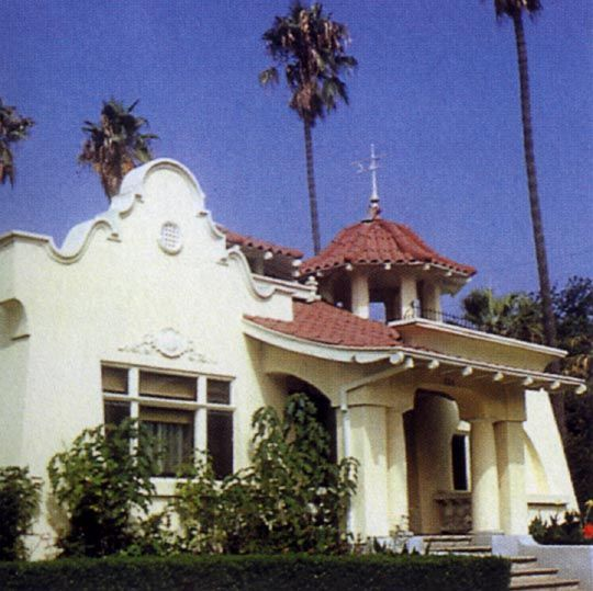 215 best images about mission style aka spanish revival on for Mission stucco