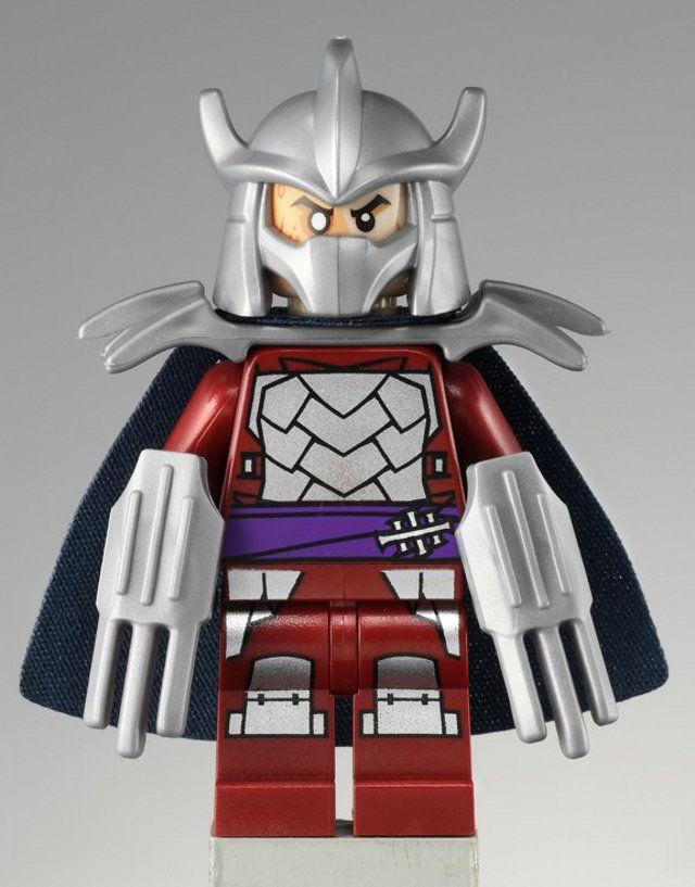 TEENAGE MUTANT NINJA TURTLES LEGO SETS