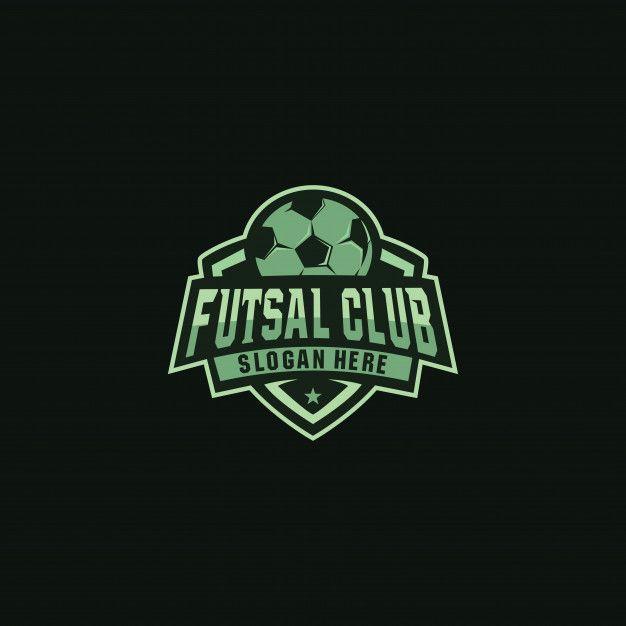 Futsal Club Logo Badge Design Badge Design Sports Logo Design Logo Design