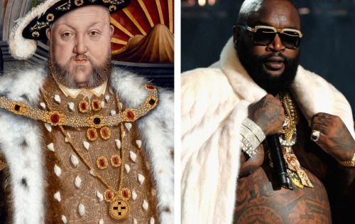 Der heimliche Dialog zwischen Hip Hop und Kunst vor 1600